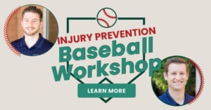 Baseball Workshop Injury Prevention Promo
